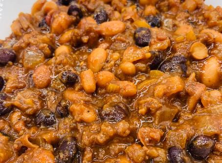 Skillet Beans