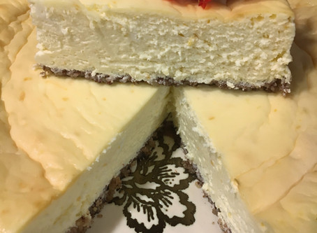 Want Cheese Cake? On a Diet? Then This Recipe is For You!!!