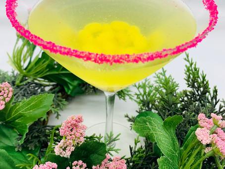 I've Got Sunshine--in a martini glass!