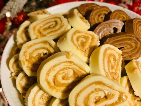 Peanut Butter Roll
