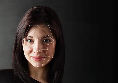 Biometric Verification - Woman Face Dete