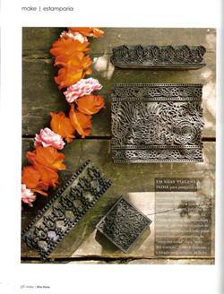 Carimbo (Block Print)