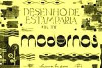 Desenho de Estamparia Vol. 4 - Modernos