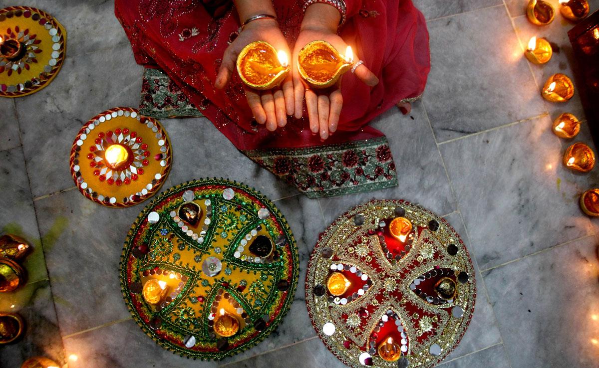 Diwali oferenda