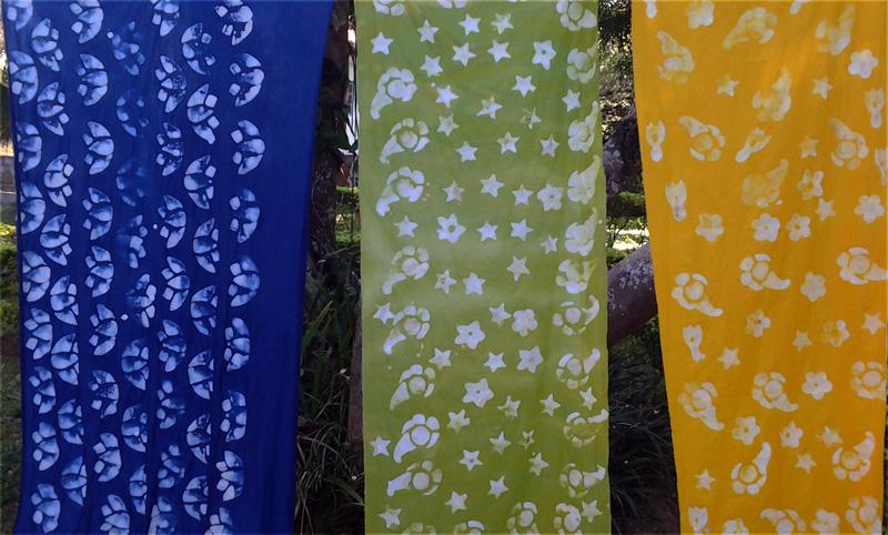 Batik Tjap Varal