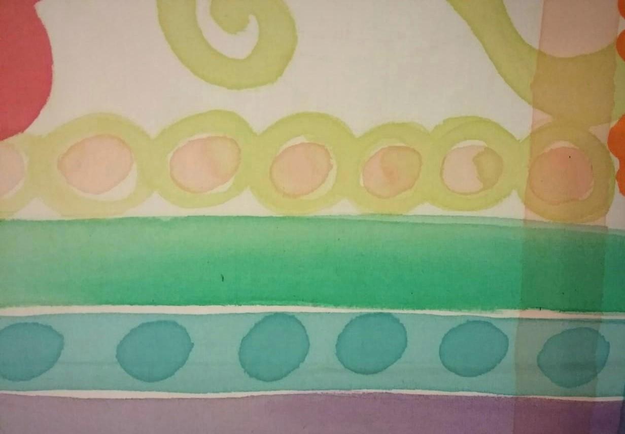 Desenhos com Gel (Imagem referencial)