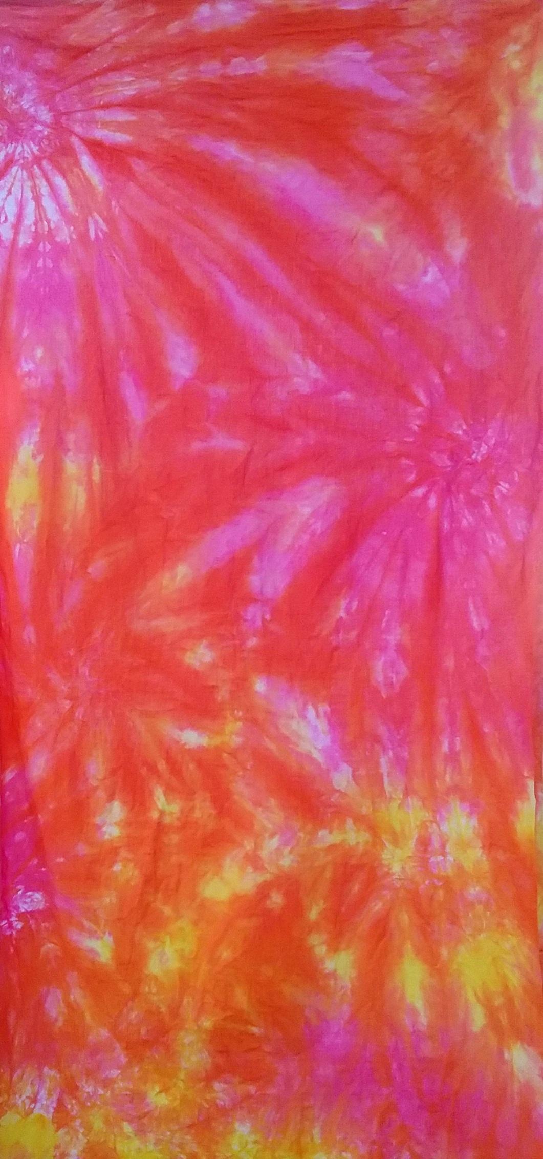 Tie-Dye em Malha