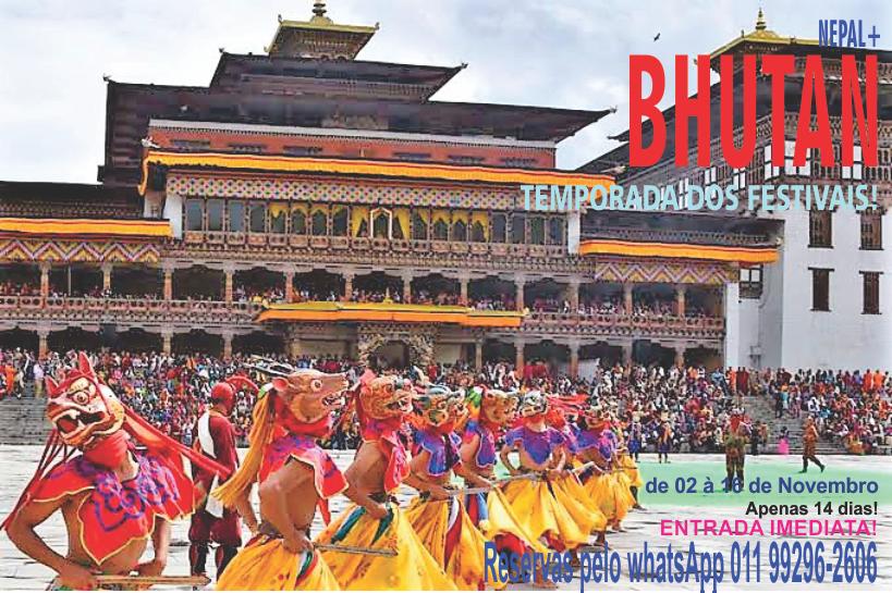 Bhutan festivais1B