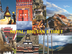 Cartaz Nepal, Bhutan e Tibet 2019(2)