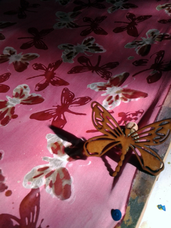 Tjaps-borboleta