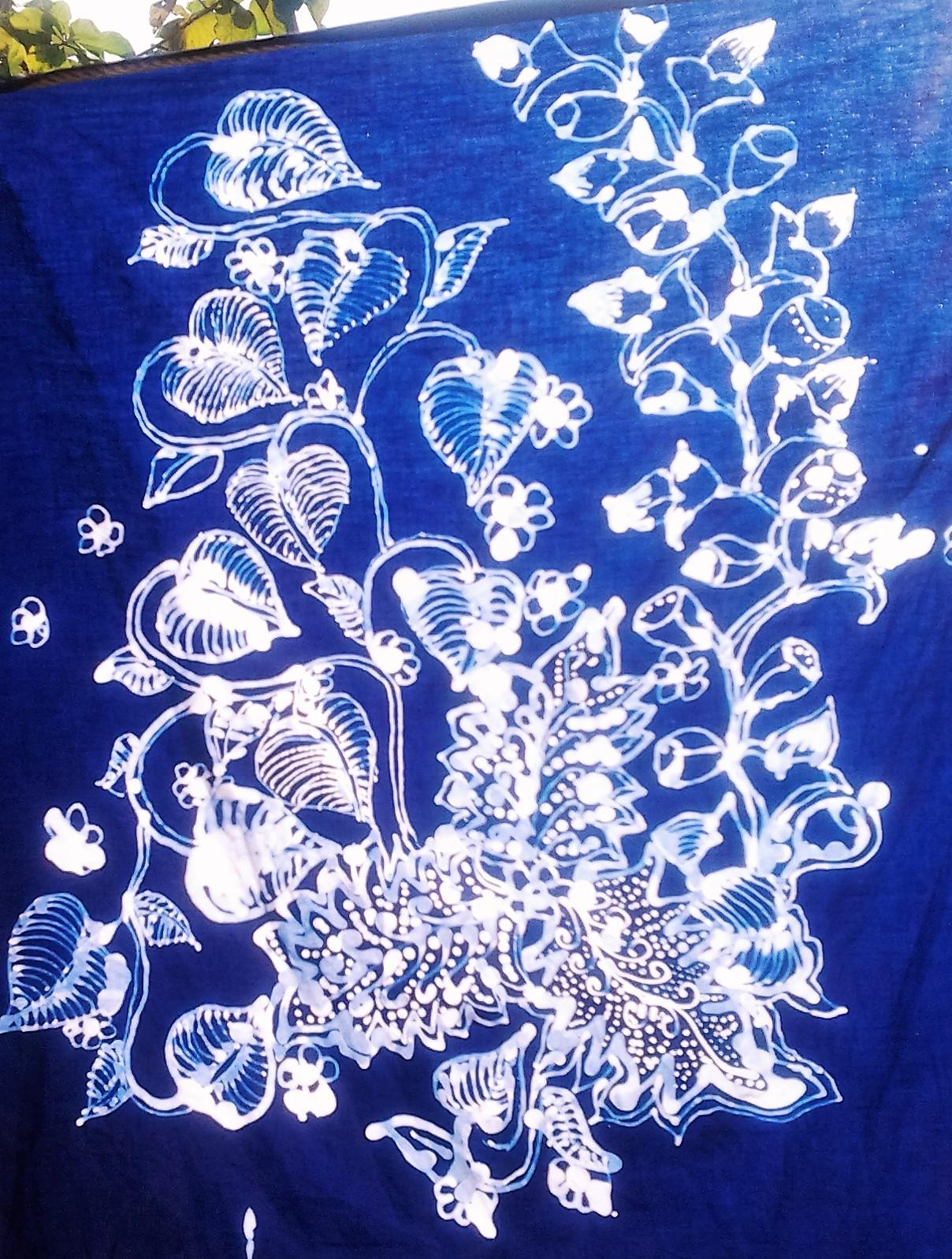Batik Tulis Indonesia-SU