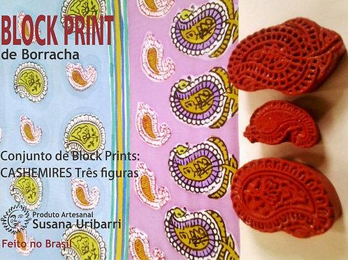 Block Print - CASHEMIRES