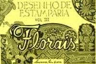 Desenho de Estamparia Vol. 3 - Florais