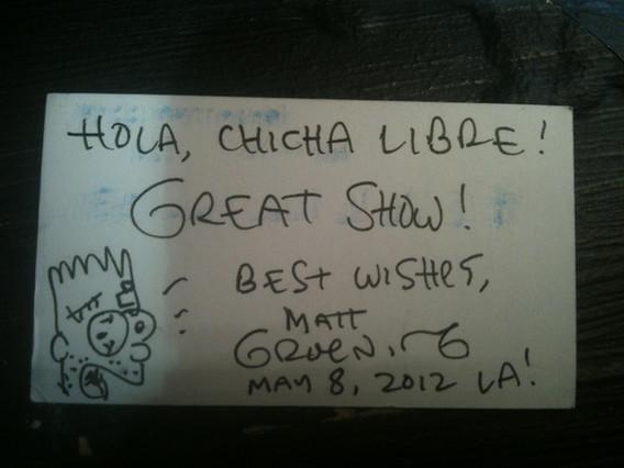 CHICHA Matt Groening.jpg