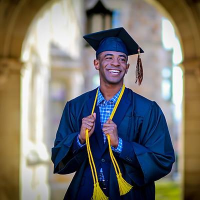 Michael's Graduation Photos