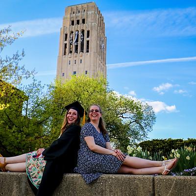 Renae's Graduation Photos