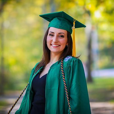 Mary's Graduation Photos