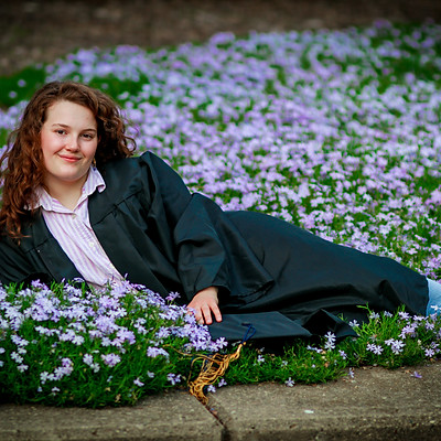 Nina's Graduation Photos