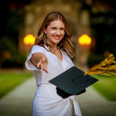 Alissa's Graduation Photos