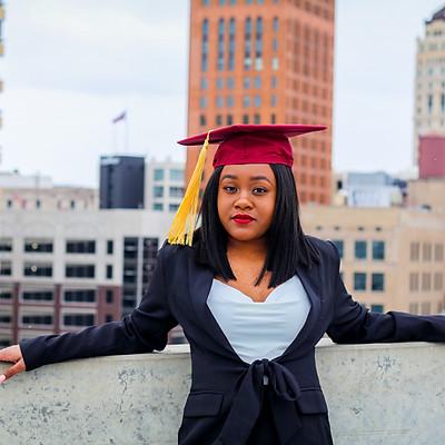 Brittany's Graduation Photos