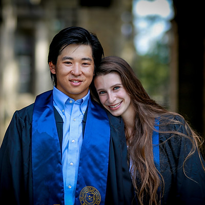 Rebekah's Graduation Photos