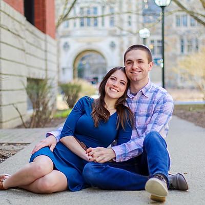 Ashley & Dan's Engagement
