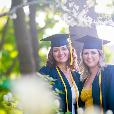 Alexis's Graduation Photos