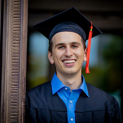David's Graduation Photos