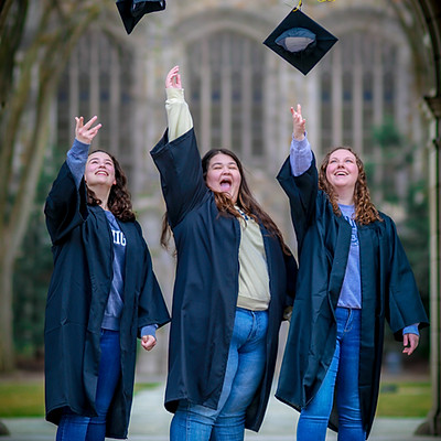 Jenna's Graduation Photos