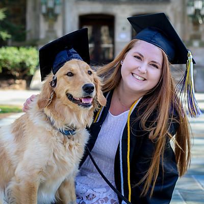Hannah's Graduation Photos