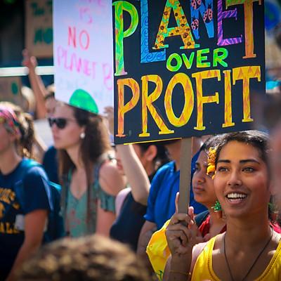Global Climate Strike (Washtenaw County)