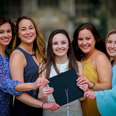 Sarah's Graduation Photos