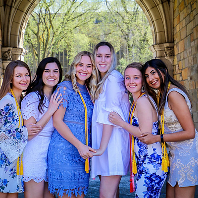 Eve's Graduation Photos