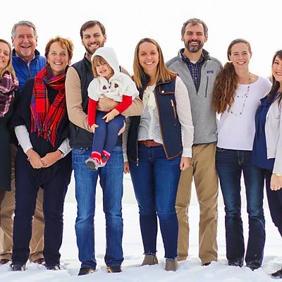 Vande Vusse Family Portraits