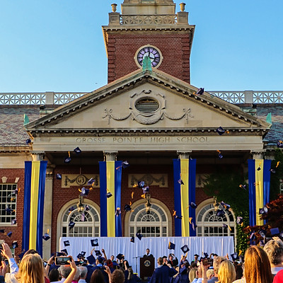Grosse Pointe South Graduation 2018