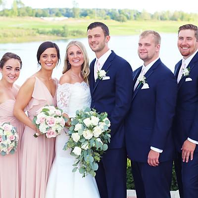 Rachel & Alex's Wedding