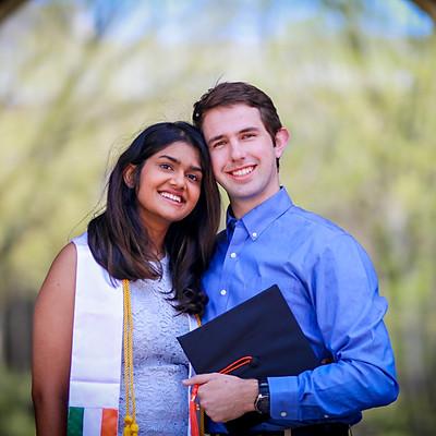 Vijita's Graduation Photos