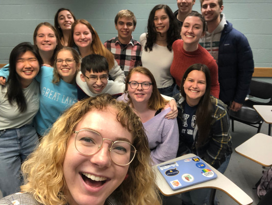 Creating & Teaching an Honors 135 course