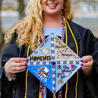 Nicole's Graduation Photos