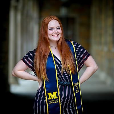 Ashley's Graduation Photos