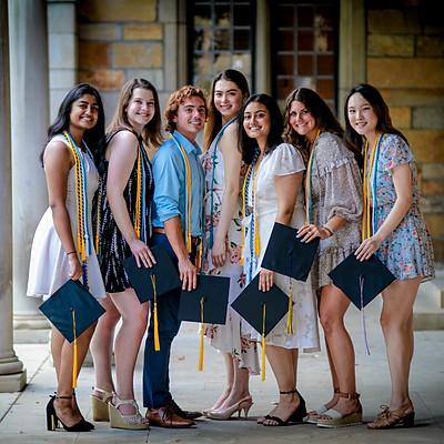 Vivian's Graduation Photos