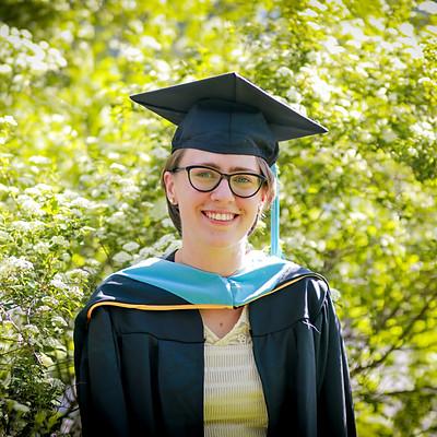 Lizzy's Graduation Photos