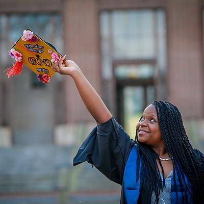 Medinah's Graduation Photos