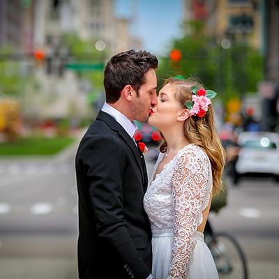 Michaela & Nick's Wedding