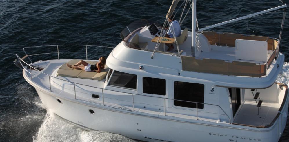 Swift Trawler Location