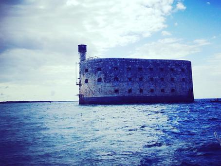 A la découverte de Fort Boyard départ de La Rochelle