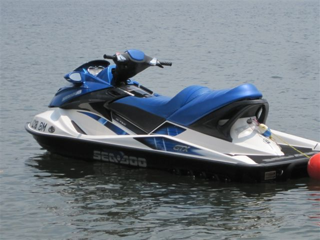 Sea Doo 155 HP 3 seat