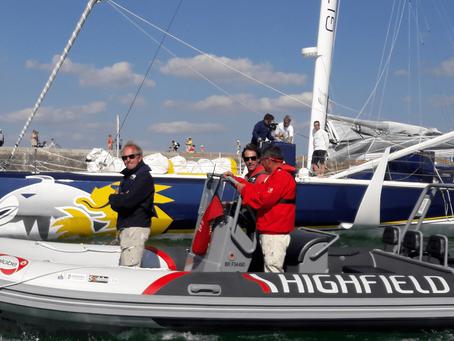 Un pari réussi pour Highfield au Vendée Globe