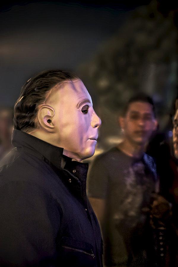 masks costumes diversity