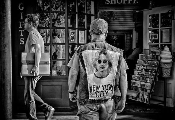 John Lennon Jacket